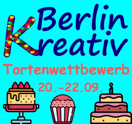 Tortenwettbewerb 1. BerlinKreativ Messe