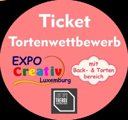 Tortenwettbewerb: ExpoCreativ Luxemburg