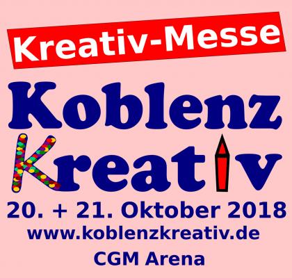 1. KoblenzKreativ Messe