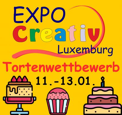 Tortenwettbewerb 7. Expo Creativ Luxemburg