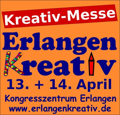 1. ErlangenKreativ Messe