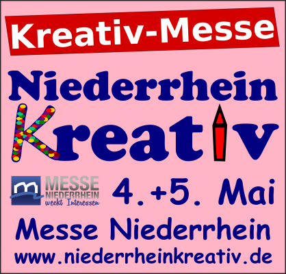 3. NiederrheinKreativ Messe
