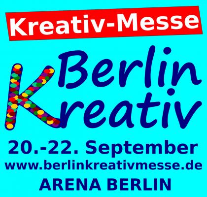 1. BerlinKreativ Messe